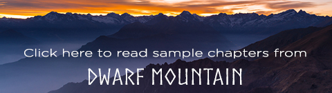 Dwarf Mountain Banner Misty Runes copy Countdown to NaNoWriMo: Outlining