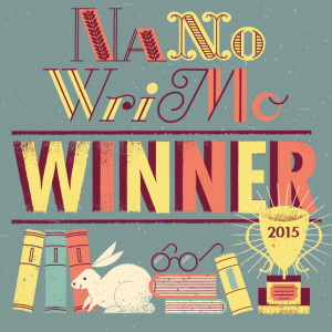 NaNo 2015 Winner Badge Large Square 300x300 This Post Brought to You By the Number 53,078
