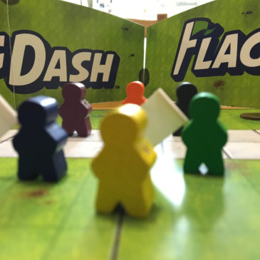 Flag Dash: Board Game Review