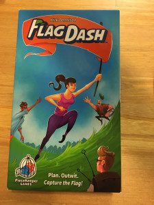 Flag Dash Review Box