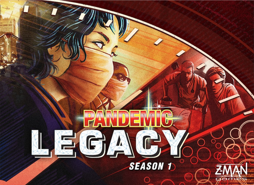 Pandemic Legacy: Board Game Review