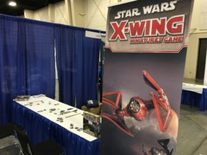 IMG 5070 300x225 Demoing X Wing at Salt Lake Gaming Convention