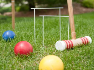 Croquet 300x225 Family Dinner and the Brutality of Croquet