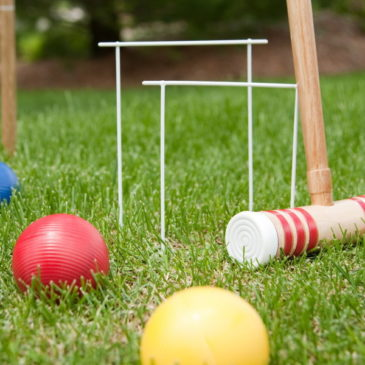 Family Dinner and the Brutality of Croquet