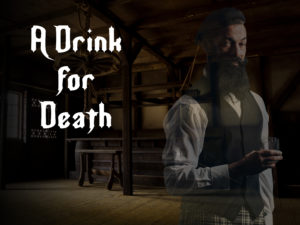 A Drink for Death with New Title  300x225 Halfway Through November: A NaNoWriMo Update