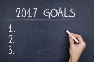Goals Clean Slate 300x200 Writing Goals for 2017